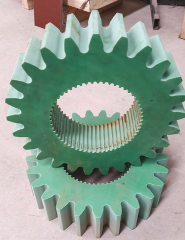Manufacturing Gears with Waterjet Machining
