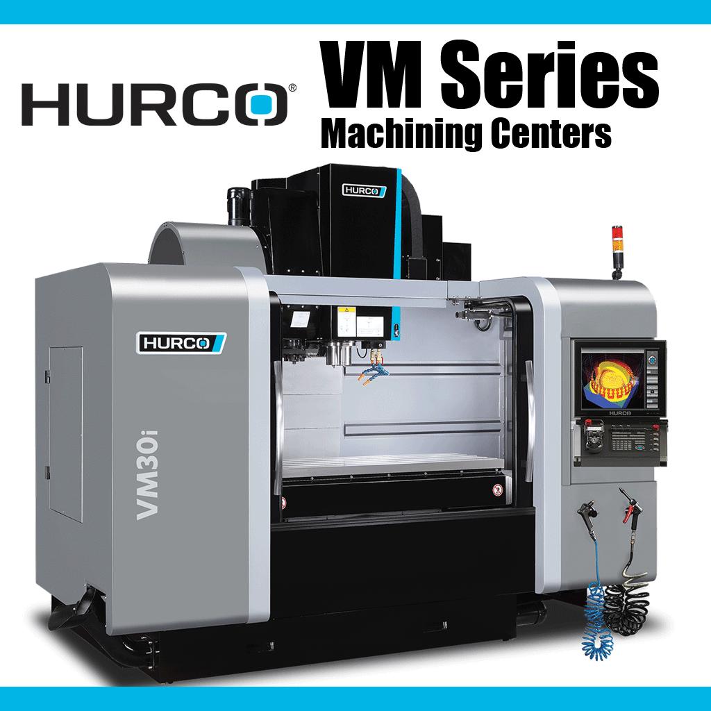 HURCO Machining Centers 2018
